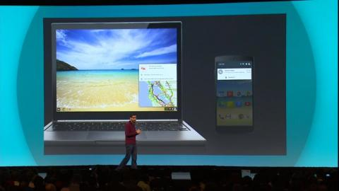 Pichai también estuvo detrás del Chrome OS.