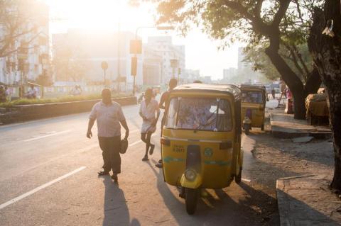 Pichai creció en India.
