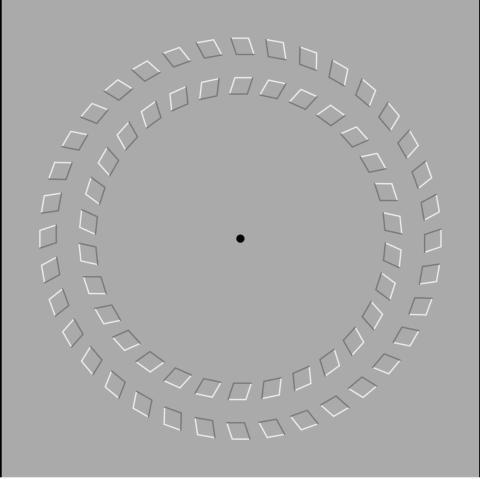 ¿Ves los anillos exteriores moviéndose?