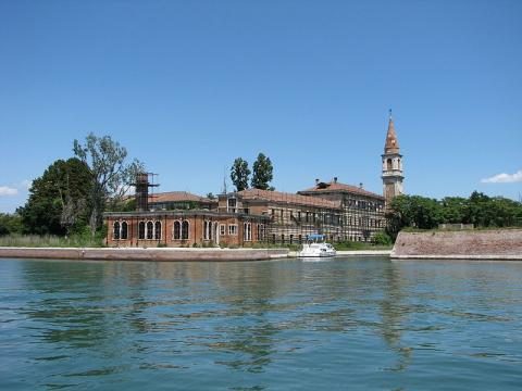 Hospital de Poveglia, Venecia