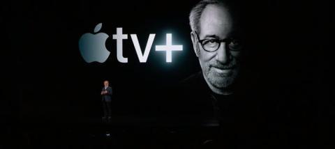 Presentación del Apple TV+.