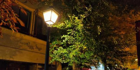 Realme 5 Pro - foto noche