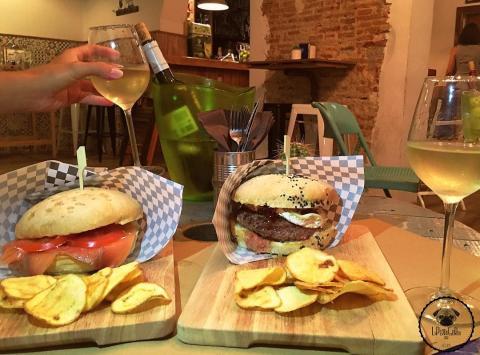Restaurante LaPerraGorda en Badajoz.