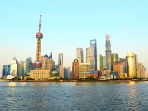 En Shanghai, hay 12 líneas de metro que unen la ciudad.