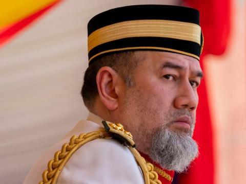 Sultán Muhammad V.