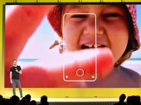 Snapchat salió a bolsa en 2017, y hoy su valor de mercado es de alrededor de 23.000 millones de dólares, lo que supone un repunte con respecto a su mínimo de 7.000 millones de dólares del pasado mes de diciembre.