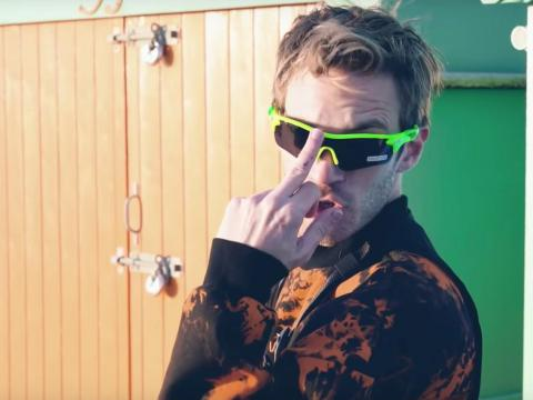 T-Series overtook PewDiePie's lead in March, and edged out PewDiePie in May to become the first YouTube channel to hit the 100-million subscriber mark. Kjellberg released two diss tracks mocking T-Series, but they were blocked