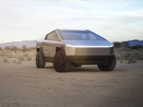 El Tesla Cybertruck es demasiado inseguro como para venderse en Europa