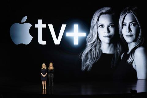 But there will probably be lingering questions about how well Apple's new services are faring, like Apple TV Plus.
