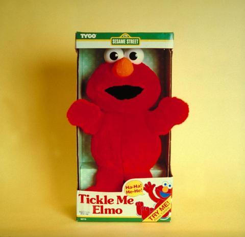 Muñeca Me Elmo.