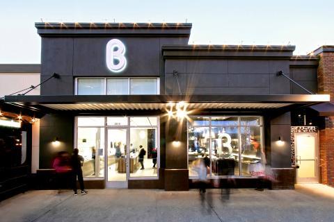 Tienda de B8ta en Seattle.