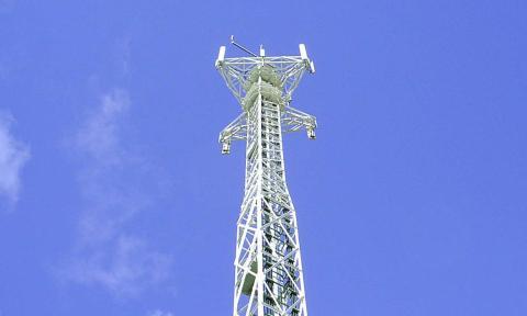 Torre teleco Telxius