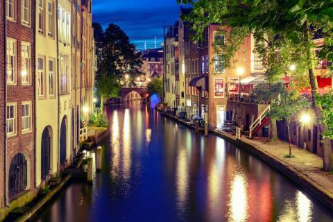 Utrecht está a sólo 30 minutos de Amsterdam y es una alternativa de bajo perfil a una de las ciudades más populares de Europa.