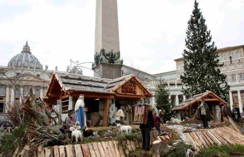 Vaticano, Navidad
