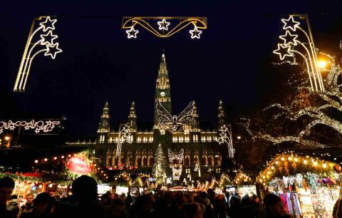 Viena, Navidad