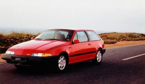 Volvo 480 ES Coupé