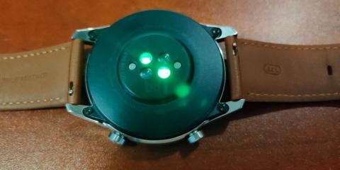 Watch GT 2, medición de frecuencia cardíaca