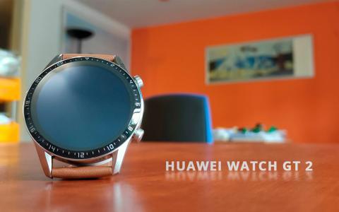 Watch GT2, opinión: es un reloj inteligente espectacular