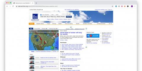 The Weather Channel, 2010