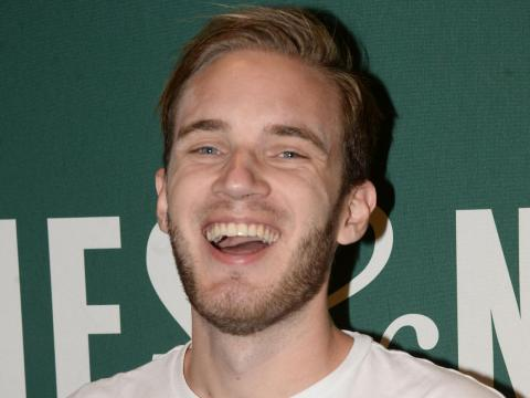 "While in school, Kjellberg registered a YouTube account in 2010 under the name ""PewDiePie,"" a combination of some words including the sound a shooting laser makes. After dropping out, Kjellberg decided to pursue a career with his"