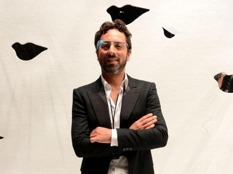 Sergey Brin.