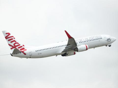 10. Virgin Australia