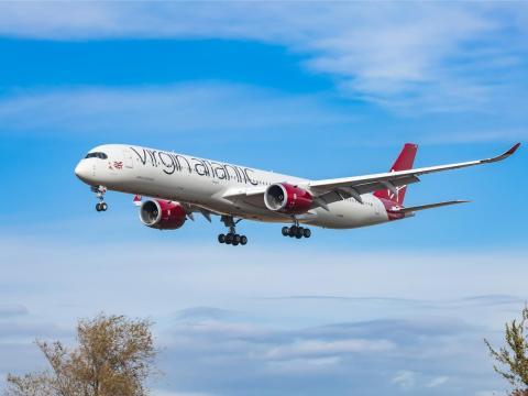 12. Virgin Atlantic Airways