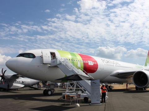 13. TAP Air Portugal