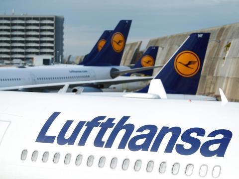 18. Lufthansa