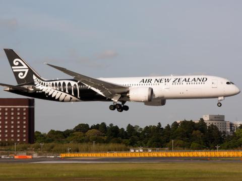 2. Air New Zealand