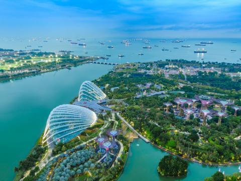Los que tengan un pasaporte de Singapur podrán visitar 190 lugares sin visado en 2020.
