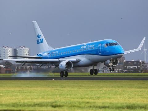 20. KLM Royal Dutch Airlines