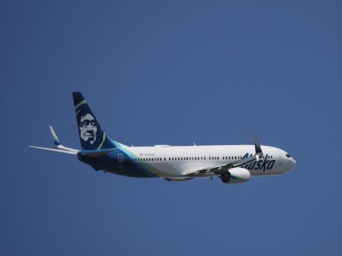 8. Alaska Airlines