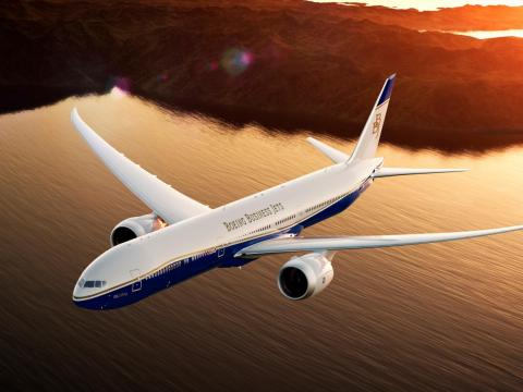 9. Boeing 777X BBJ. The business jet version of Boeing's upcoming 777X, will effectively take over from the 747. It will be available in both the 777-8 and longer 777-9 variant ...