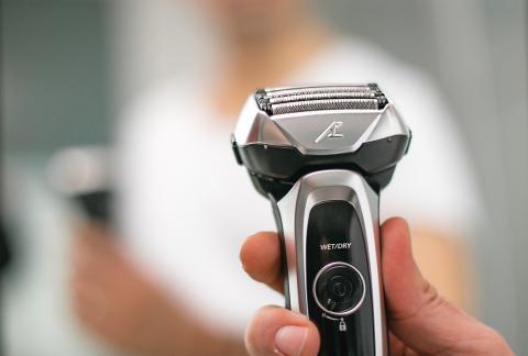 afeitadora Panasonic LV 65 cuchillas