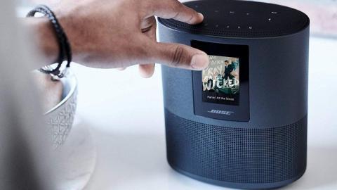 Amazon ofertas del día: altavoz inteligente Bose por 345 euros (-23%)