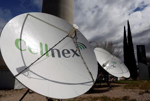 Antenas de Cellnex