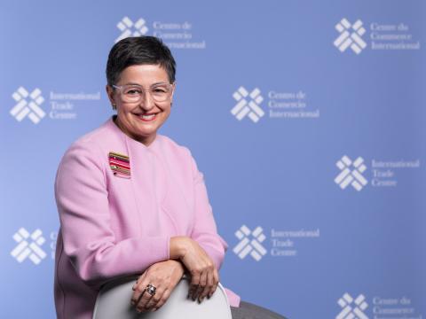 Arancha González Laya, ministra de Exteriores.