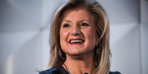 Arianna Huffington, cofundadora de The Huffington Post y fundadora de Thrive Global, es una firme defensora de un buen descanso nocturno.