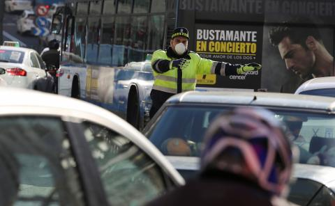 ciudades con los peores atascos de España