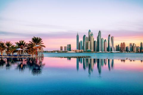 El hotel Dukes The Palm, a Royal Hideaway Hotel en Dubái abrió sus puertas en 2019.