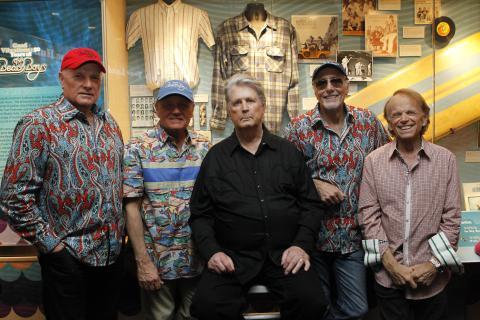 The Beach Boys en 2012