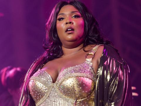 "Lizzo's ""Truth Hurts"" won best pop solo performance."