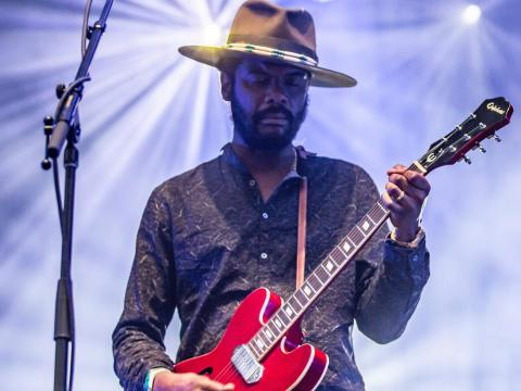 Gary Clark Jr. in May.