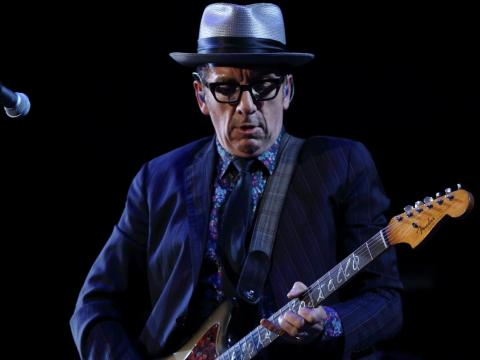 Elvis Costello and The Imposters won a Grammy.