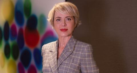 Carme Artigas, secretaria de Estado de Digitalización e Inteligencia Artificial