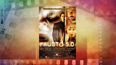 Cartel de Fausto 5.0