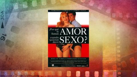 Cartel de ¿Por qué lo llaman amor cuando quieren decir sexo?