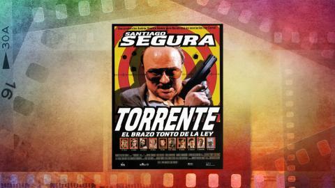 Cartel de Torrente