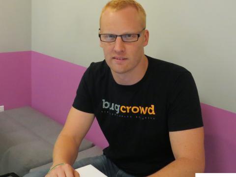 Casey Ellis, fundador y CTO de Bugcrowd